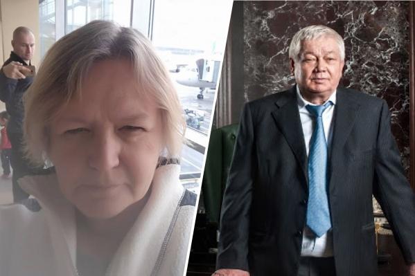 Владимира Конькова и его юристов возмутили публикации женщины в Facebook