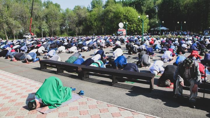 Любовь и политика: о чём говорил духовный лидер мусульман на Ураза-байраме