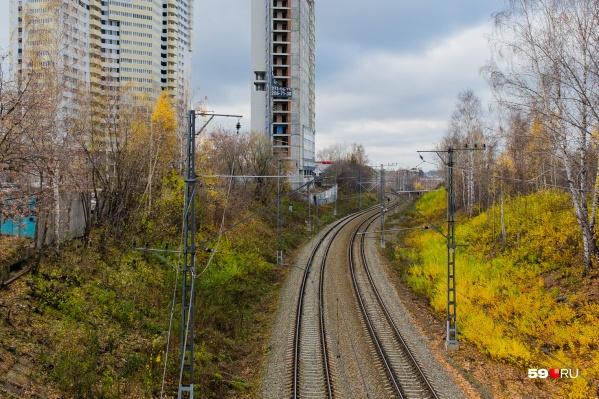 Перегон между станциями не действует уже несколько лет
