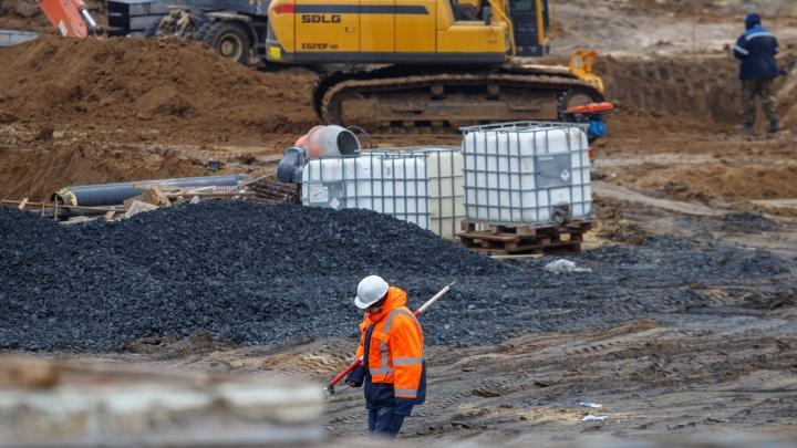Питерская фирма с одним сотрудником заблокировала строительство новой детской больницы Ростова