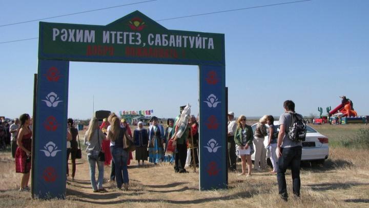 Призовой фонд — три барана: под Волгоградом пройдет фестиваль татарской культуры «Сабантуй-2021»