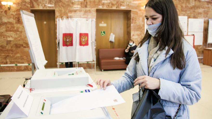 «Результаты выгрузились за 20 минут»: почему долго не озвучивали итоги электронного голосования в Госдуму