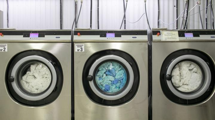 Машины из Бельгии и пеленки с радиометками: в Архангельске работает прачечная, где белье стирают по IT-технологиям