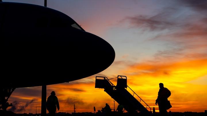 Первый рейс из Омска в Ереван отменили за несколько часов до вылета