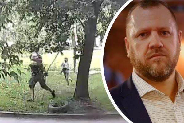 Бывшая жена обвинила Андрея Брезгина в том, что он силой увез дочь