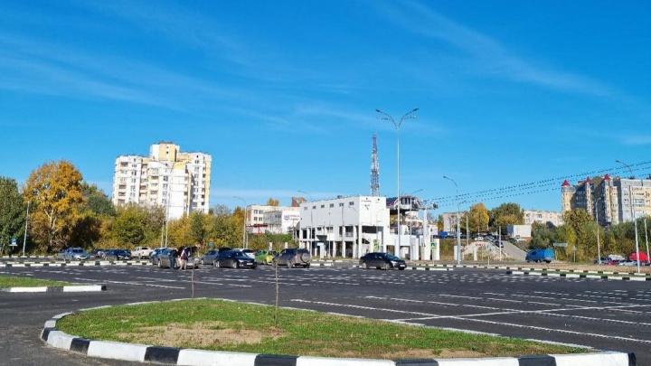 Перехватывающая парковка на 500 автомобилей открылась на Бору возле канатной дороги
