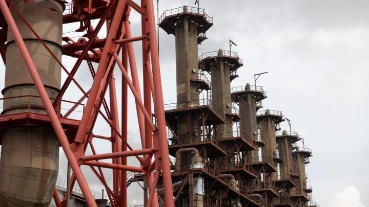 На «Азоте» увеличится выработка слабой азотной кислоты