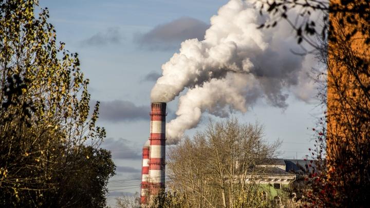 В Новосибирске начали частично включать отопление