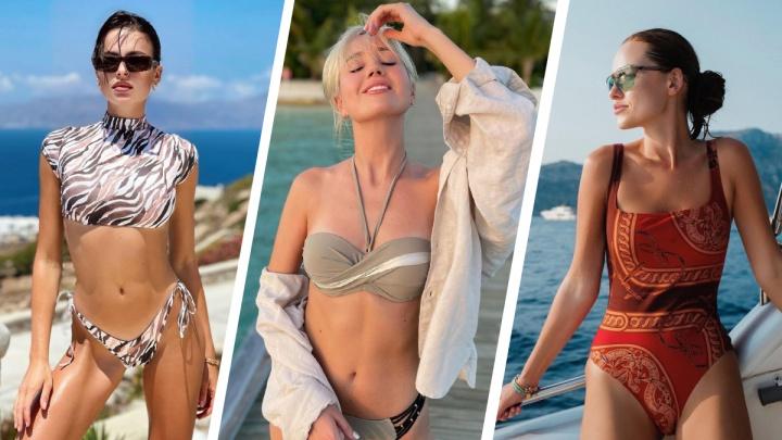 Пляжный сезон Клавы Коки и евротур Софии Никитчук: смотрим, где проводили свое лето уральские звезды