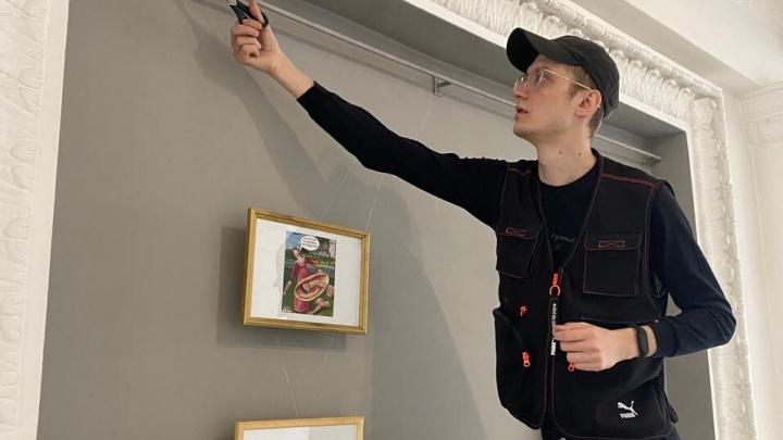 «Мем в 3,5 метра высотой»: организаторы первого фестиваля мемов в Красноярске готовят масштабную шуточку