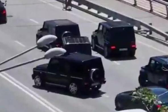 Шестерых водителей оштрафовали