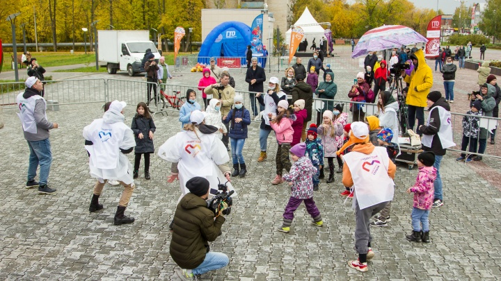В Прикамье завершились акции проекта по здоровому образу жизни «Край твоего сердца»: как это было