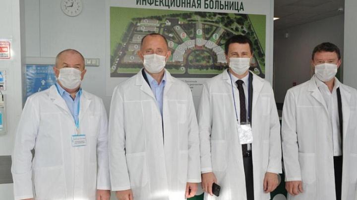 Клон уфимского ковид-госпиталя Зубово может появиться в другом регионе