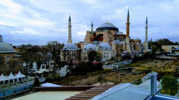Прямые рейсы в Стамбул из Нижнего Новгорода возобновляются с 8 июля