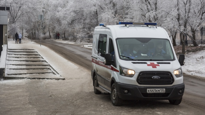 В Волгограде остановилось сердце у главврача бывшей 18-йбольницы