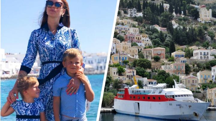 «Здесь боятся русской мафии»: история екатеринбурженки, которая уехала в Грецию и осталась жить у моря