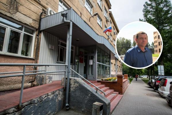 Под стражей Константин Головин находится с февраля