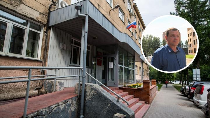 Чиновнику мэрии Новосибирска Константину Головину продлили арест