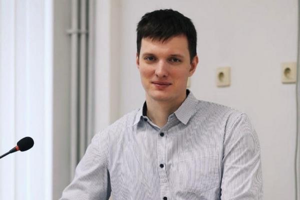 Рябчук выдвинулся от партии «Яблоко»