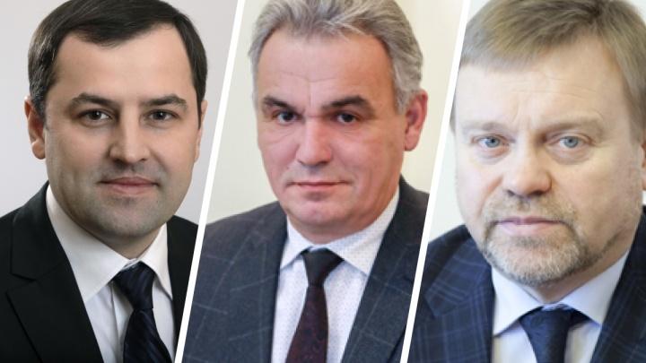 О доходах отчитались члены правительства Красноярского края. Кто из них самый богатый?