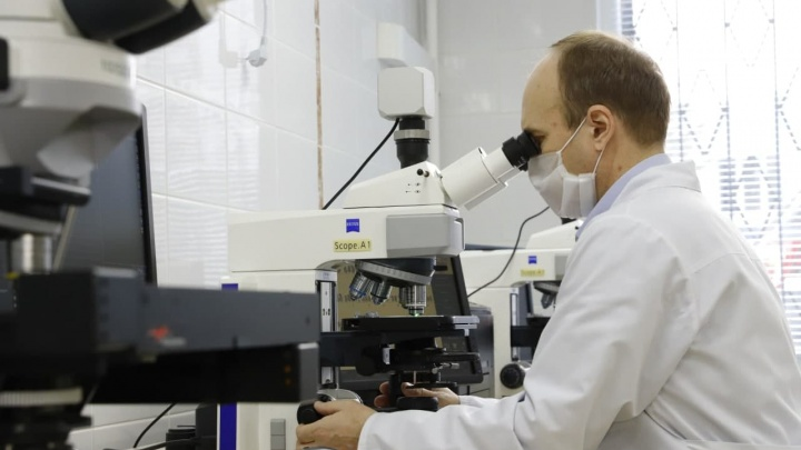 В кемеровской больнице открыли генетическую лабораторию. В ней будут делать 140000 анализов в год