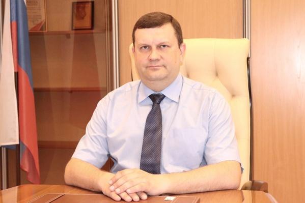 Димитрий Маслодудов был министромлеса с 8 января 2018 года по 15 сентября 2020 года