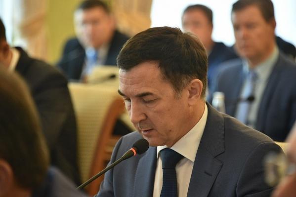 Баширов занимал должность с 2018 года