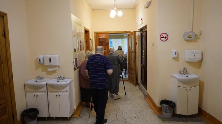 В пансионате для ветеранов проведут проверку. Работники заявили, что там экономили на еде для пациентов