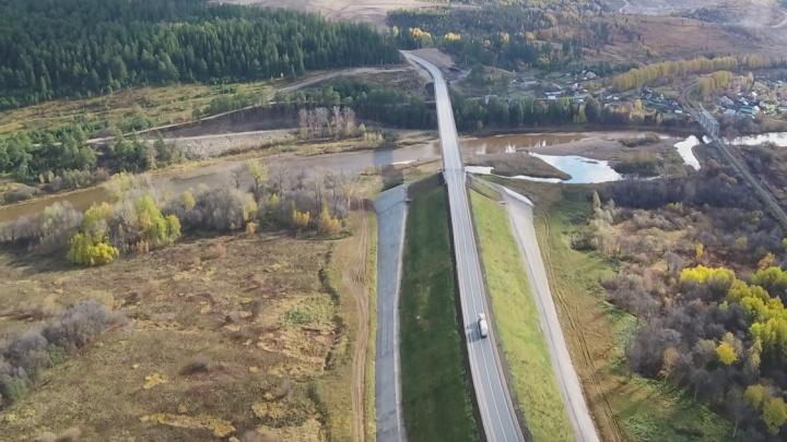 Краевые власти построят автомобильный съезд к горнолыжному комплексу «Такман»