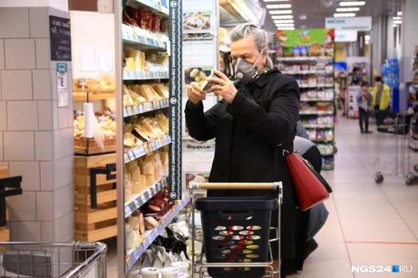 Споры между красноярцами о том, в каком супермаркете дешевле закупаться, не утихают