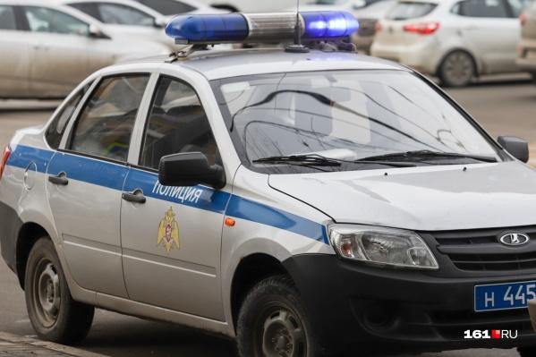 Инцидент произошел возле одного из отделений полиции Батайска