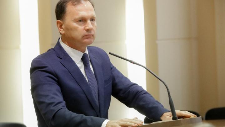 Зампредседателя правительства края Анатолий Цыкалов покидает свой пост и переезжает в другой регион