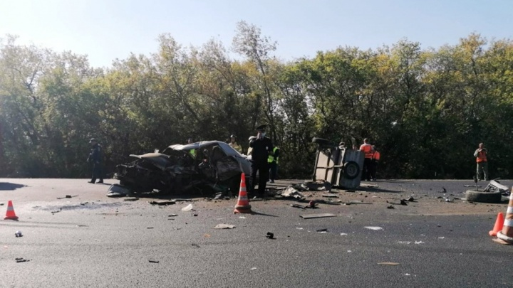 На трассе Тюмень — Омск пенсионер погиб из-за пьяного водителя, вылетевшего на встречку