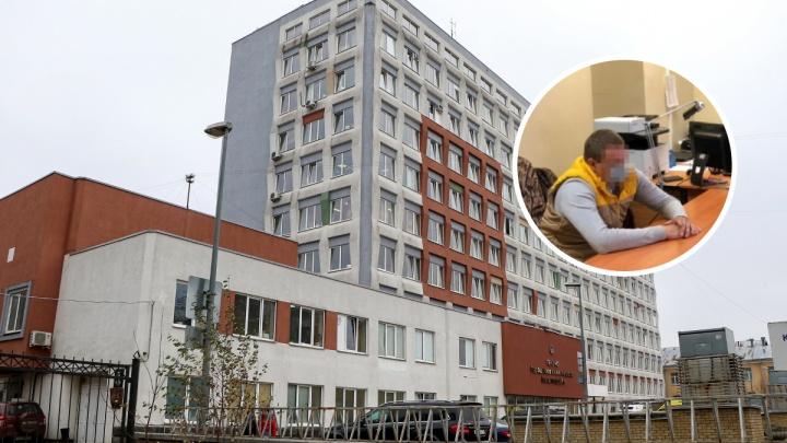 Директор фирмы, поставлявшей оборудование в нижегородскую больницу № 5, задержан