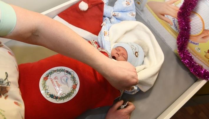 Роды под бой курантов: считаем малышей, появившихся на свет на Урале в новогоднюю ночь