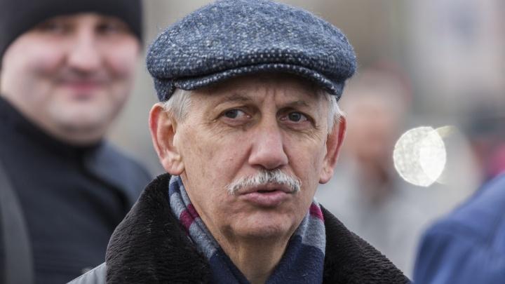 Волгоградский политик Михаил Таранцов будет завоевывать кресло депутата Госдумы в московском Бутово