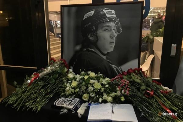 Тимур Файзутдинов умер после удара шайбы в голову