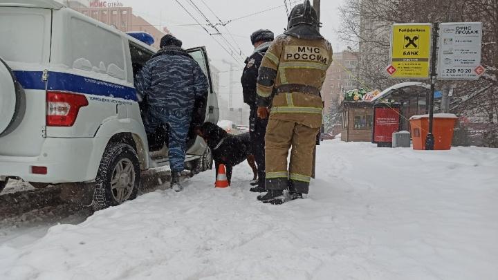 Стало известно, почему перекрывали сквер в центре Нижнего Новгорода