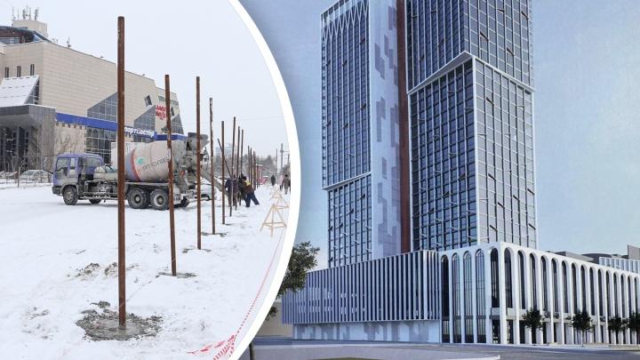 В центре Челябинска построят небоскреб высотой 100 метров. Рассказываем, кто стоит за проектом