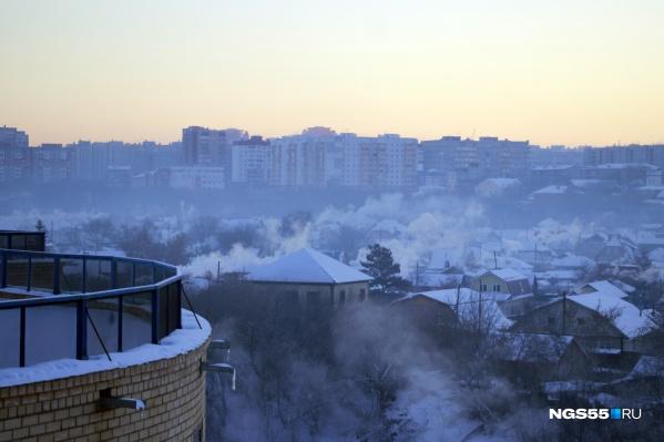 """Спасатели просят жильцов частных домов с печами в морозы протапливать их <nobr class=""""_"""">2–3</nobr> раза в день"""