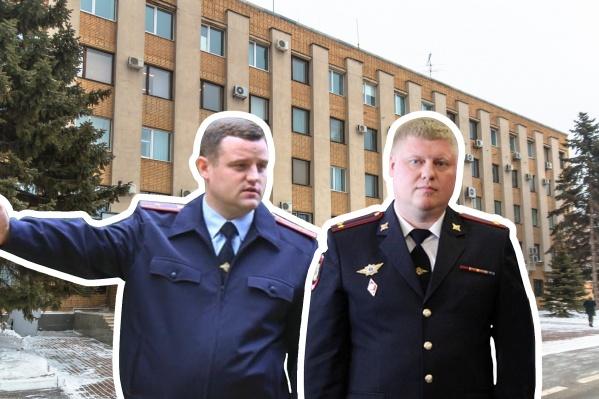 Следователи считают, что Максим Шаталов (слева) был посредником Дмитрия Котова