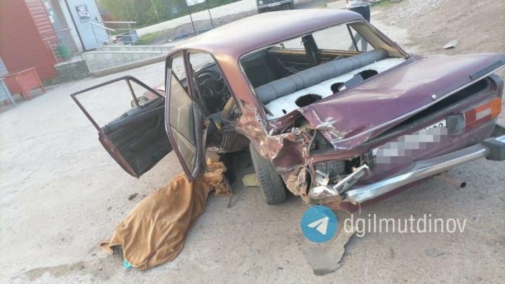 В Башкирии водитель потерял сознание и спровоцировал смертельное ДТП