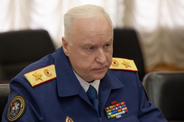 Александр Бастрыкин дал интервью ТАСС