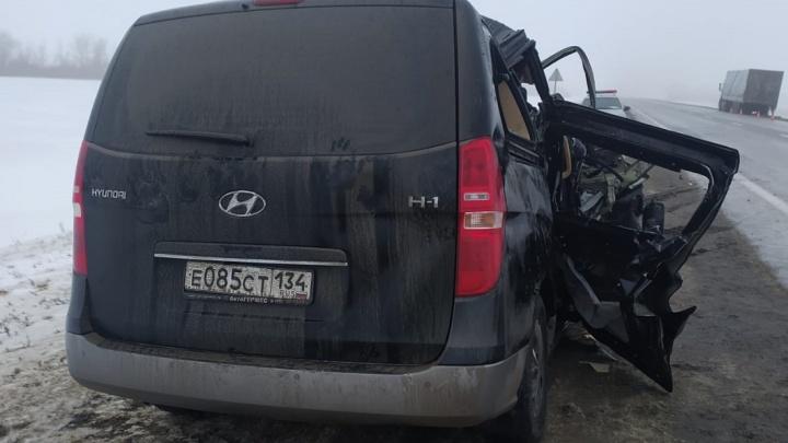 Организована проверка по факту гибели волгоградцев в ДТП. Возбуждено уголовное дело