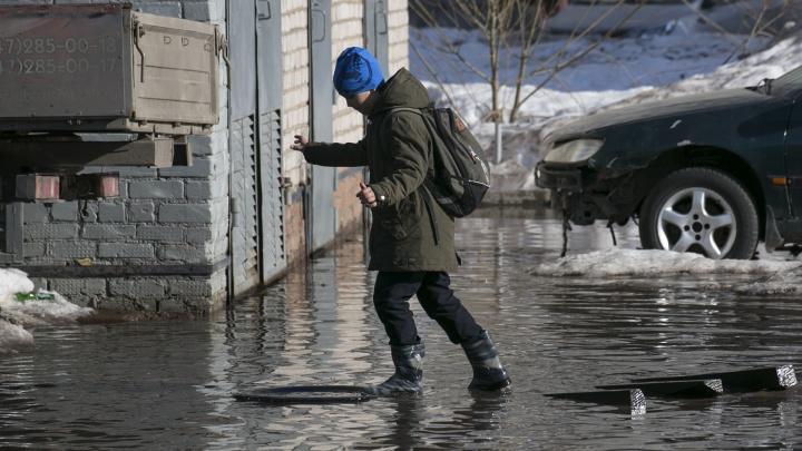 Февраль в Уфе побил 23-летний температурный рекорд