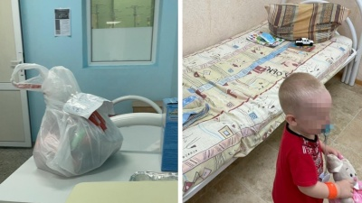 «Сын с температурой 39,9 плакал до истерики»: как годовалого ребенка в Тюмени (не)лечили от ковида