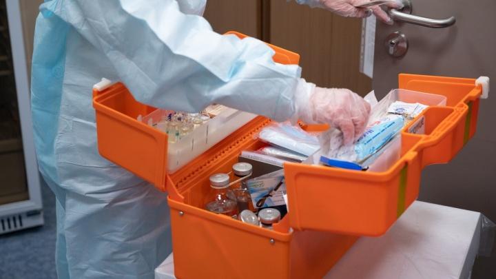 Ростовская область осталась в аутсайдерах по вакцинации от COVID-19
