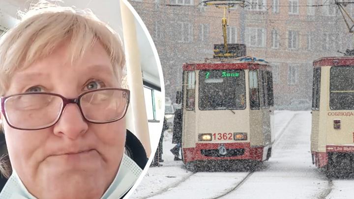 В «ЧелябГЭТ» отреагировали на историю с высаженными из трамвая детьми