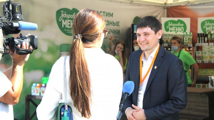 «Союзпищепром» получил пять золотых медалей на выставке «АГРО-2021»