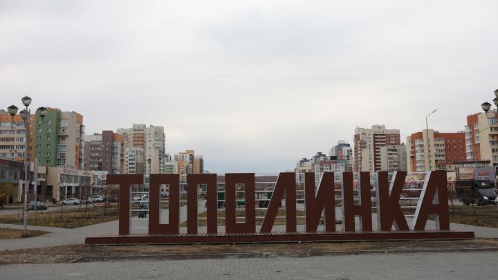 Глава Центрального района ответил урбанисту, раскритиковавшему инсталляцию в сквере на Тополиной аллее
